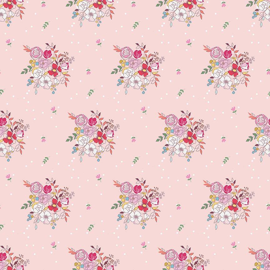 Idyllic Bouquets Pink