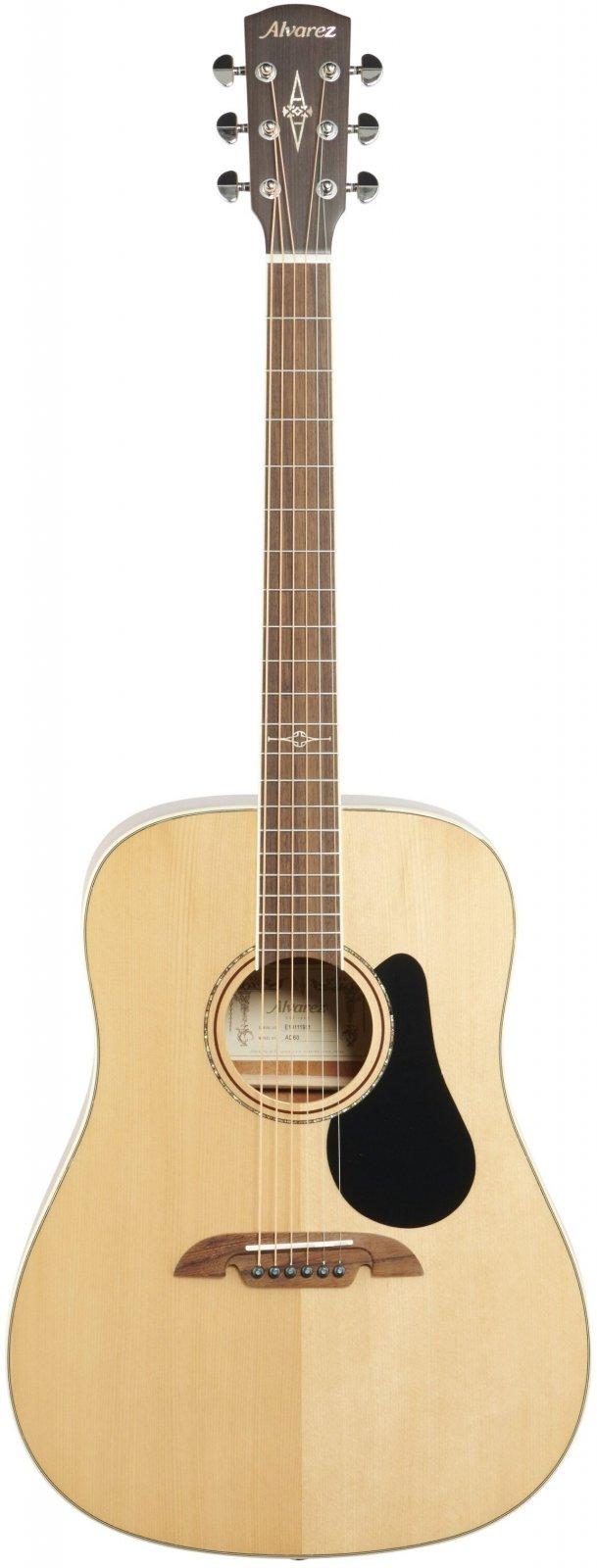 Alvarez AD60 Dreadnought Acoustic Guitar