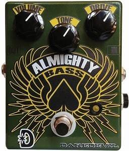 Daredevil Almighty Bass Fuzz