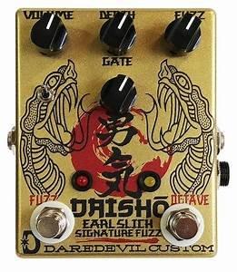 Daredevil Daisho - Earl Slick Fuzz Octave