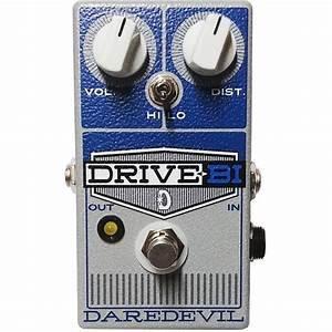 Daredevil Drive-Bi Dual Gain DIstortion
