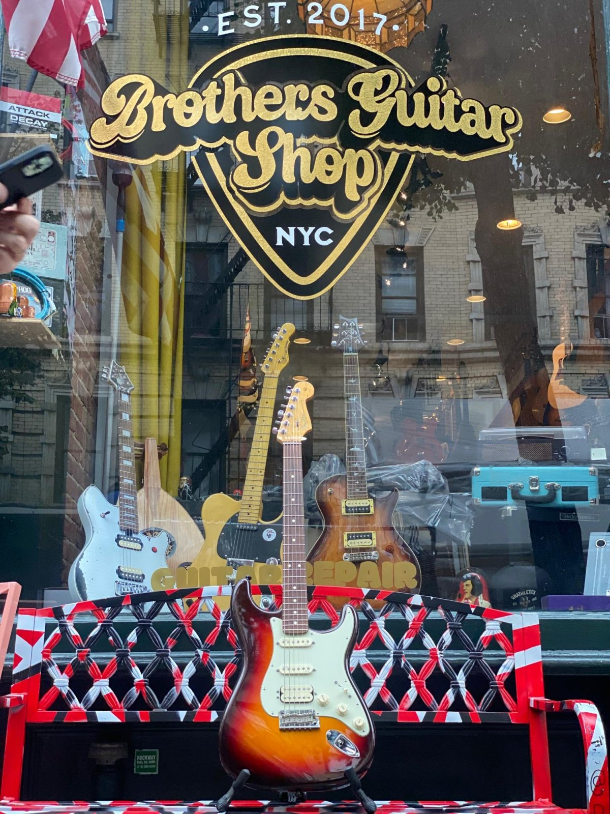 Fender American Stratocaster Plus HSS 2013