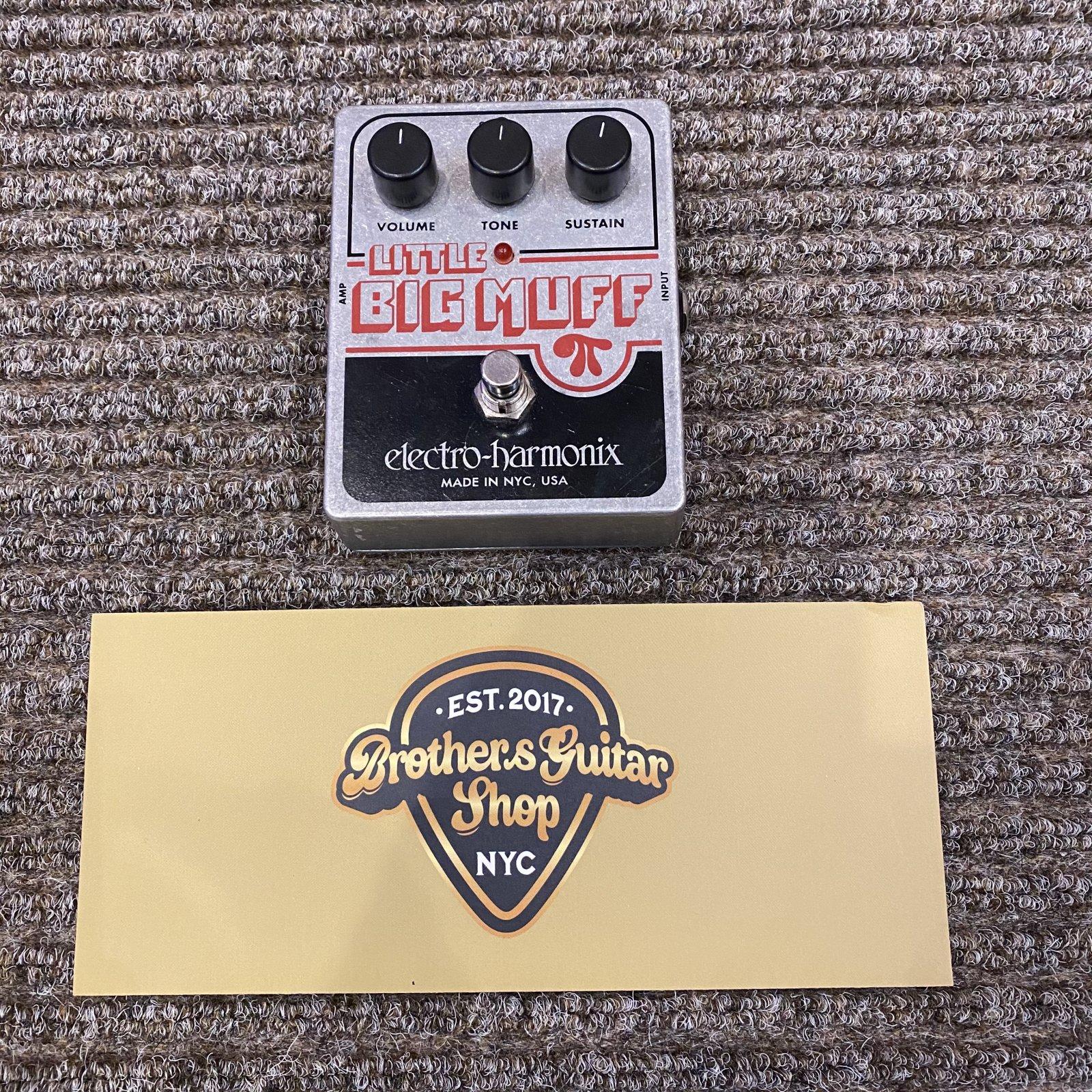 Electro-Harmonix Little Big Muff Reissue