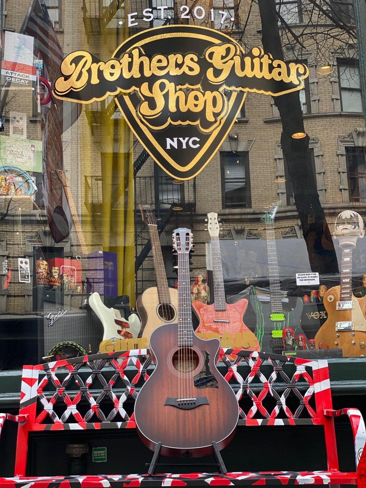 Taylor 322-CE 12 fret Acoustic - Electric Guitar