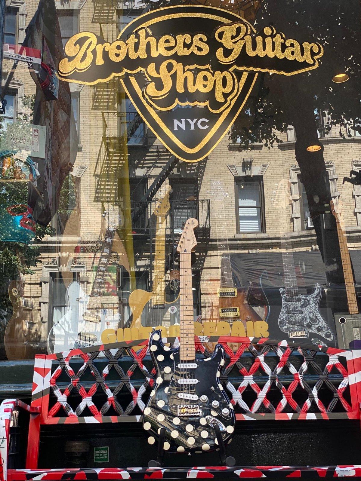 Fender Buddy Guy Signature Stratocaste