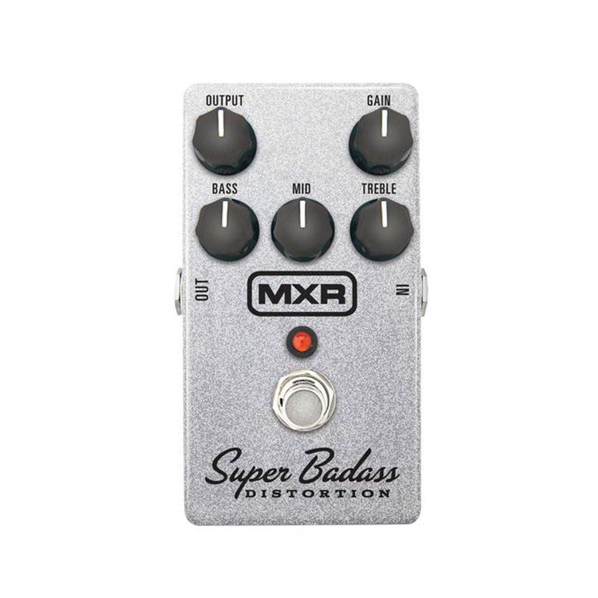 MXR Super Badass Distortion Pedal