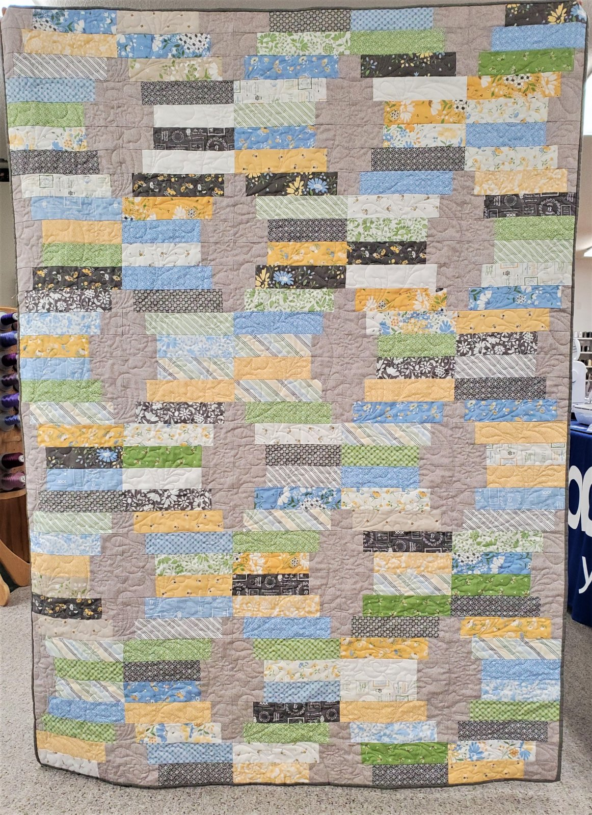 Jelly Roll Waves Kit 50 x 70