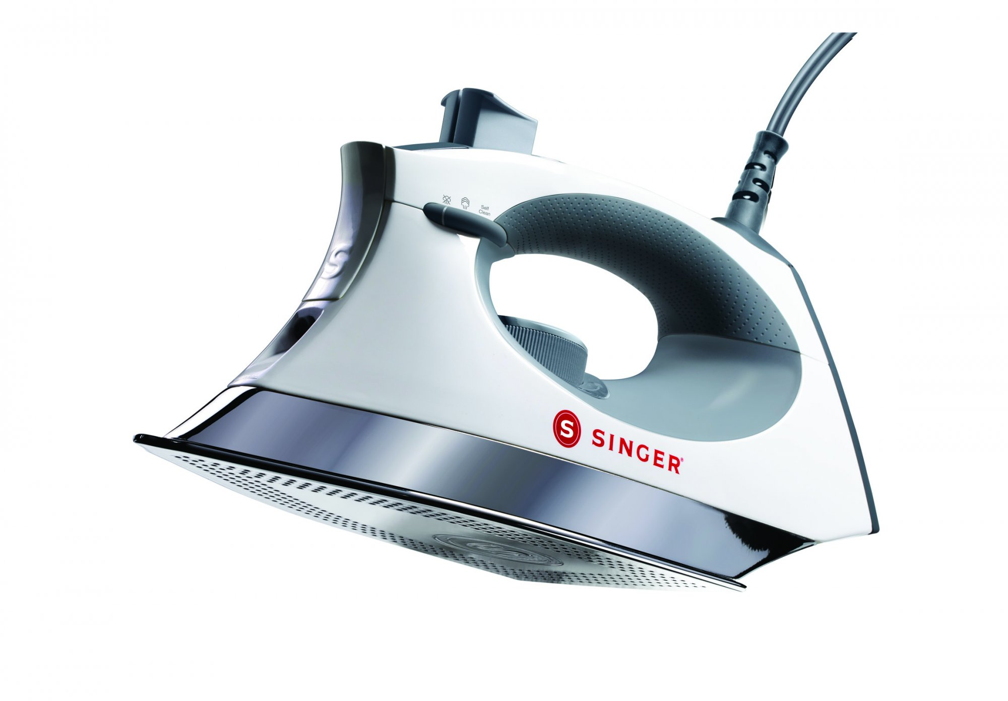 Singer SteamCraft Steam Iron White/Gray
