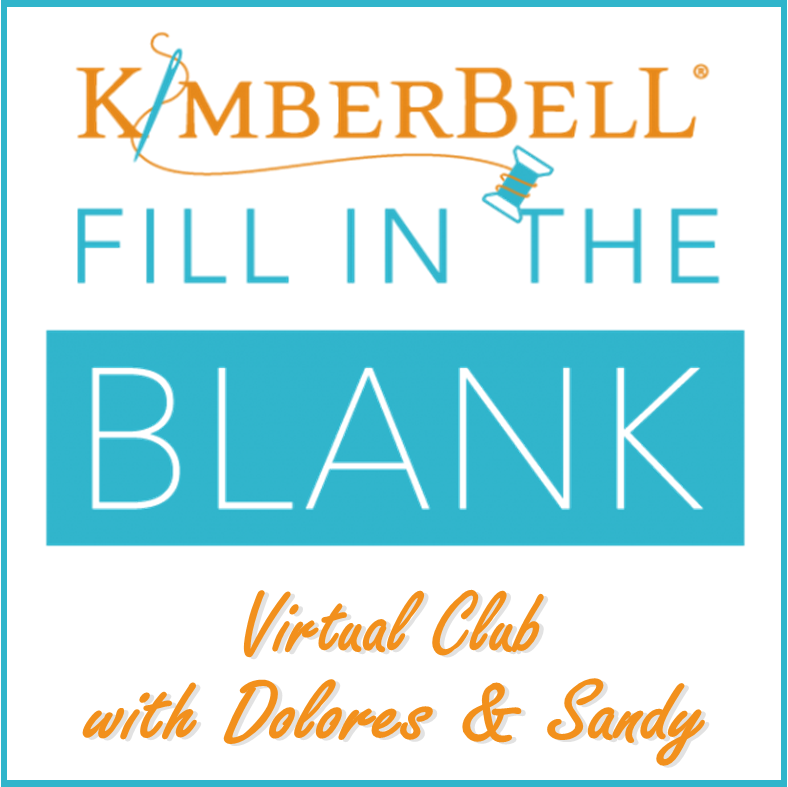 Kimberbell Fill in the Blank Club - 11 month membership