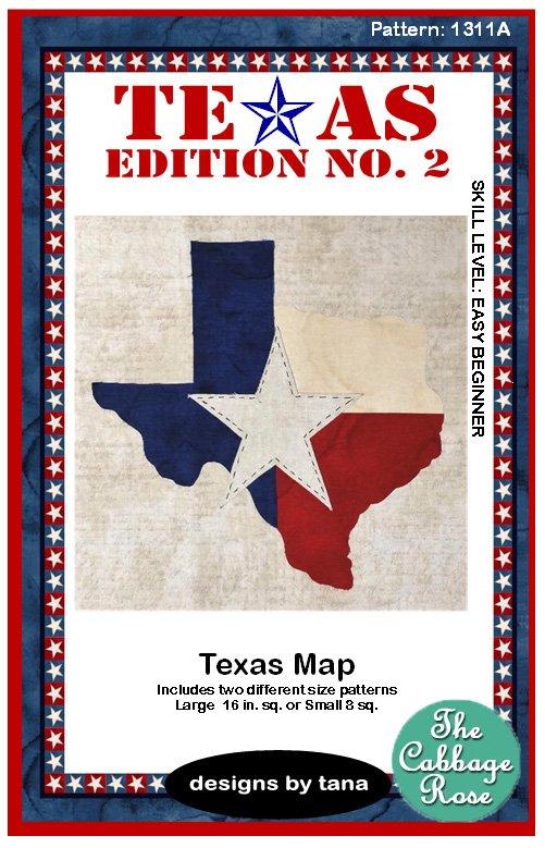 Texas Map