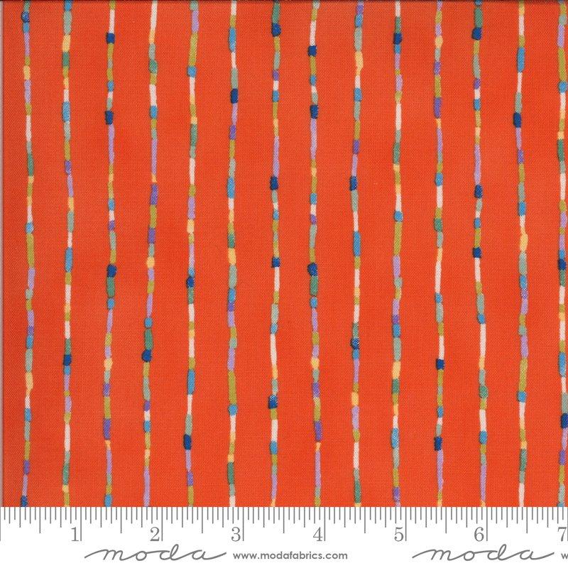 Lulu - Stripe - Clementine