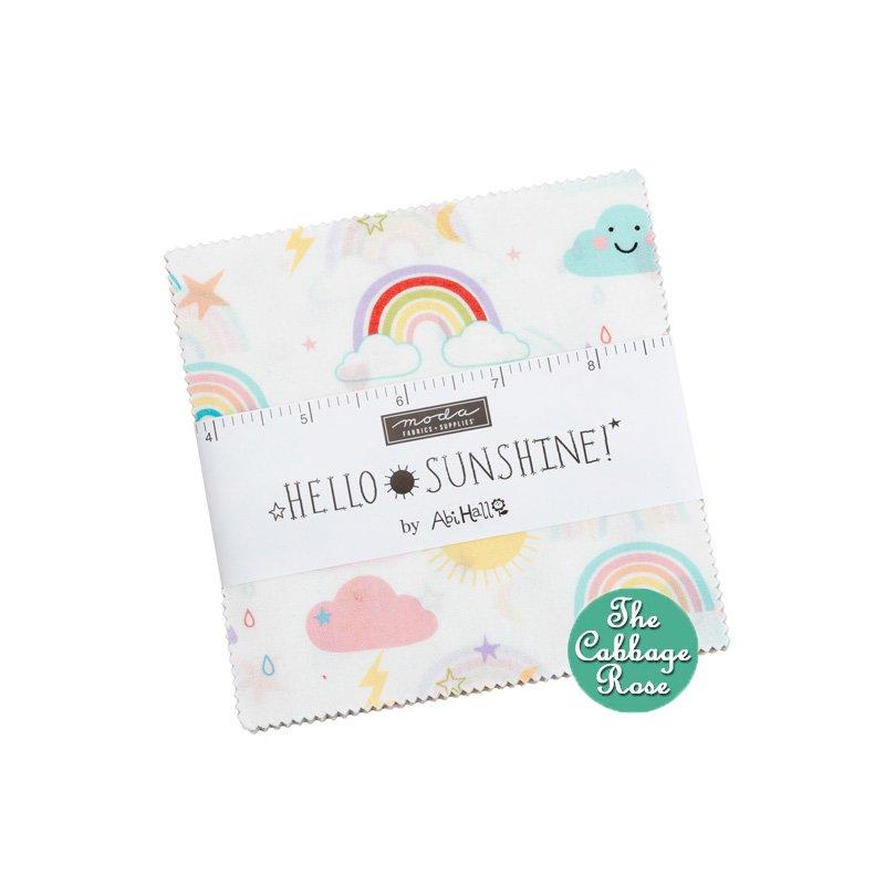 Hello Sunshine - Charm Pack
