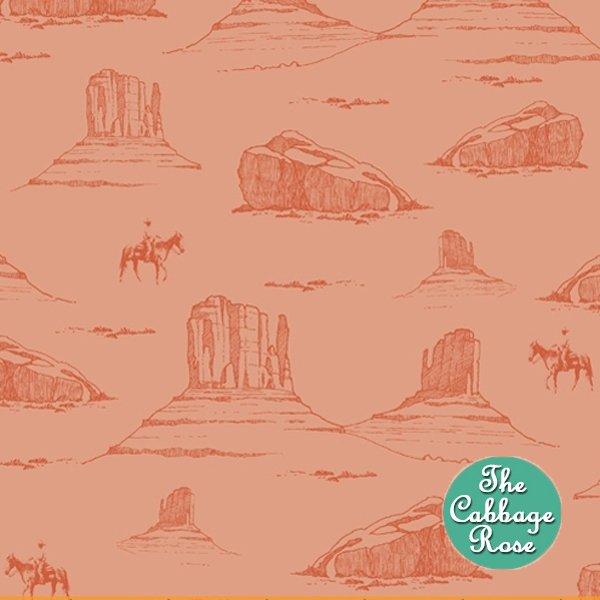 Desert Cowboy - Desertscape