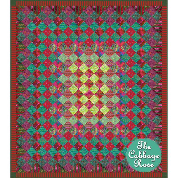 Festive Jewel Quilt Kit