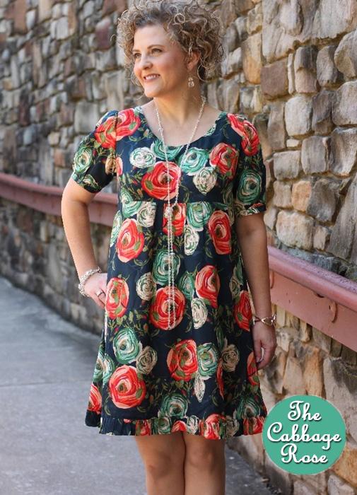 Bernadette Dress Pattern