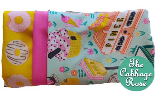Pillowcase kit - Donuts & Treats