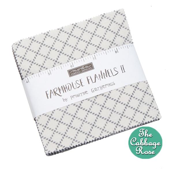 Farmhouse Flannels II Charm Pack
