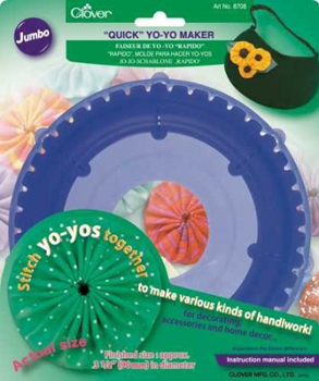 Clover Quick Yo-Yo Maker Jumbo