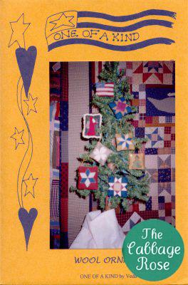 Veda Wilhite - Wool Ornaments