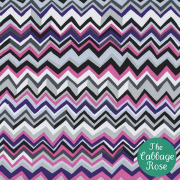 Spring Collection 2013 Zig Zag White