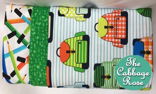 Pillowcase kit - Packin'