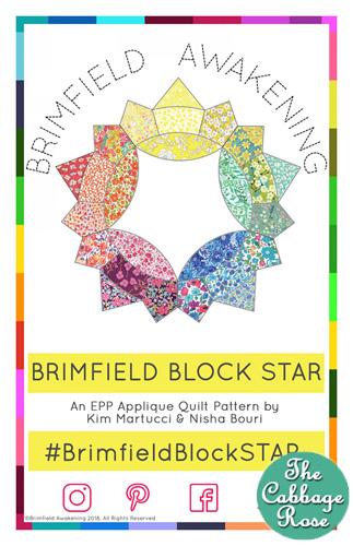 The Brimfield Star Block