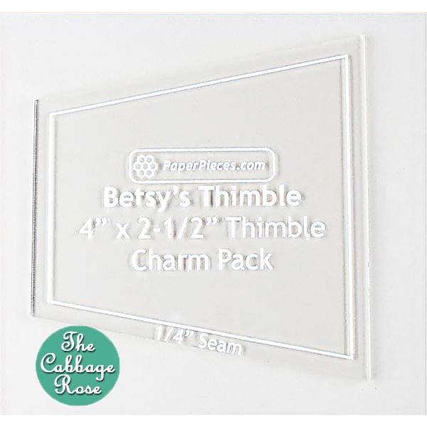 Betsy Thimble Acrylic