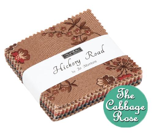 Hickory Road Mini Charm Pack