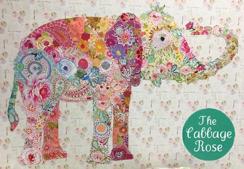 Lulu Collage Pattern