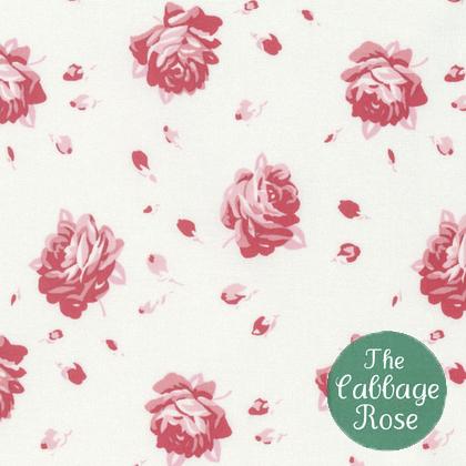 Falling Rose Red