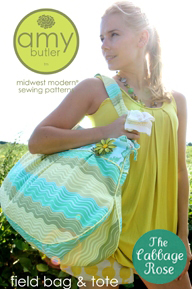 Amy Butler - Field Bag & Tote
