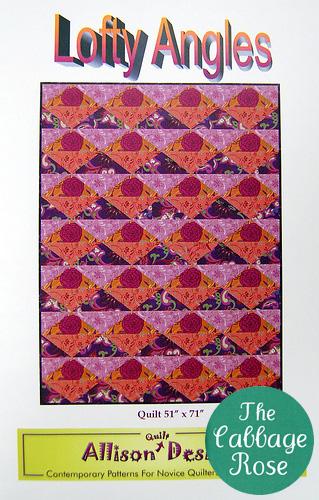 Allison Quilt Designs - Lofty Angles