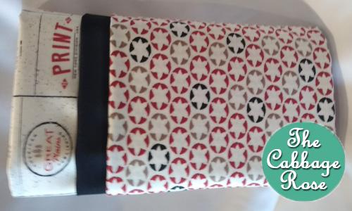 Pillowcase kit - Printed Stars