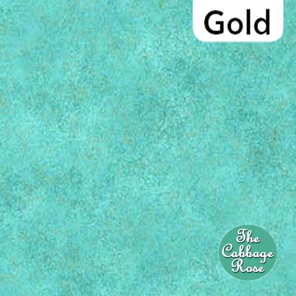 Aqua/Gold