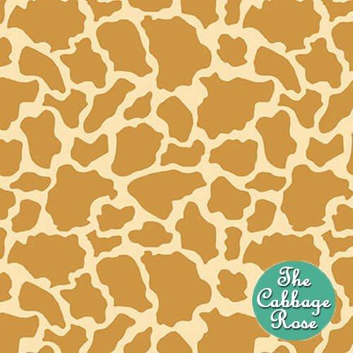 Wild and Free Giraffe Skin