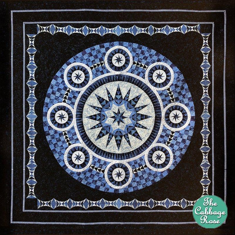 Bluetiful Quilt Kit