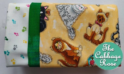 Pillowcase kit - Cats