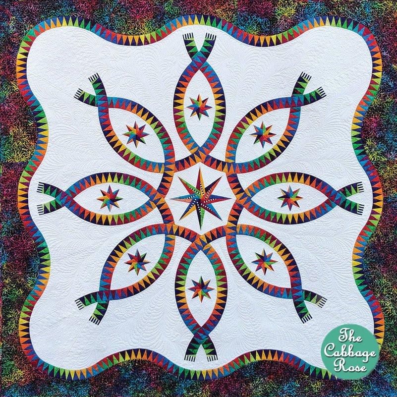 Color Dance Quilt Kit