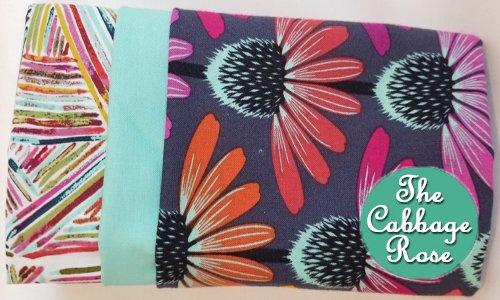 Pillowcase kit - Echinacea Glow