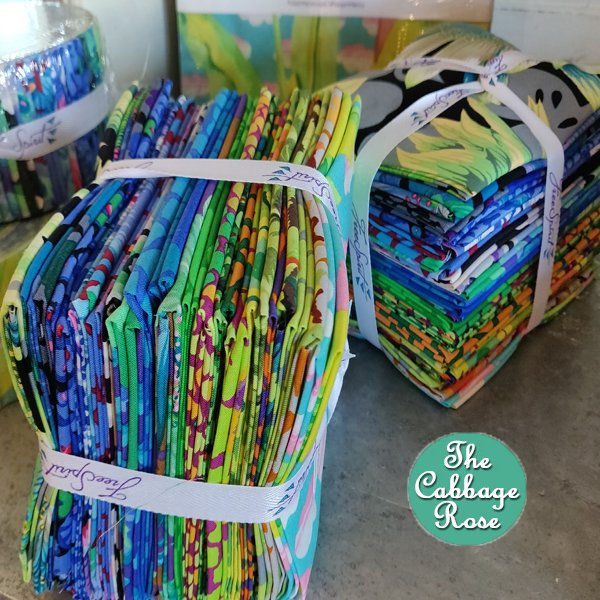 Kaffe Fassett Design Fat Quarter Cool