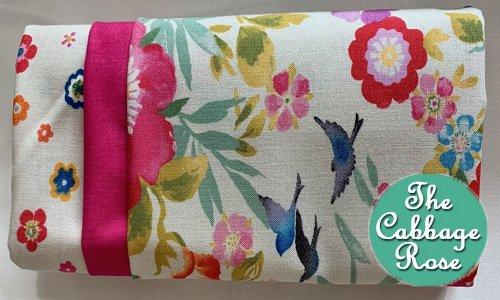 Pillowcase kit - Flying Hi Pink