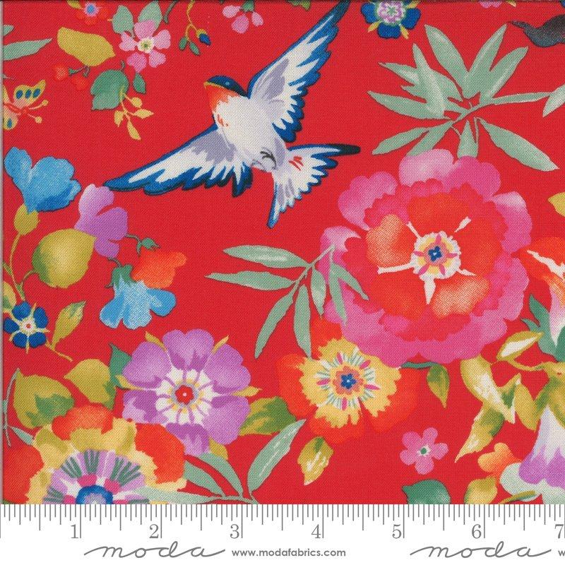 Lulu - Flights of Fancy - Geranium