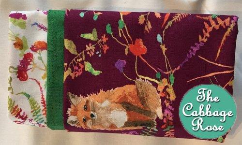 Pillowcase kit - Foxy