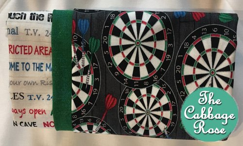 Pillowcase kit - Dartboard