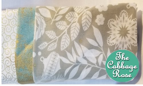 Pillowcase kit - Garden Frost