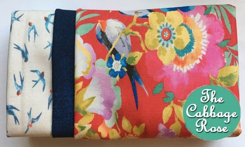 Pillowcase kit - LuLu Bird
