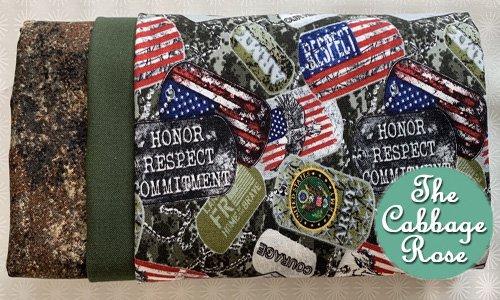 Pillowcase kit - Military