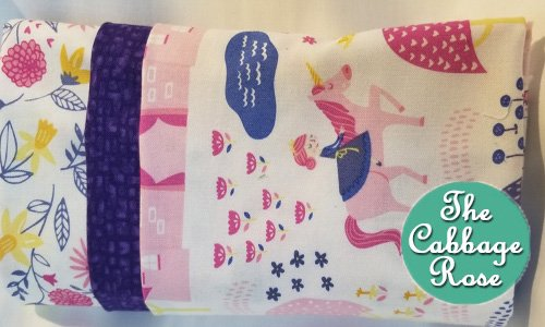 Pillowcase kit - Princess Kingdoms