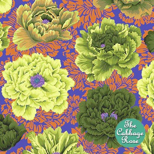 Brocade Peony Moss