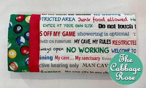 Pillowcase kit - Rules
